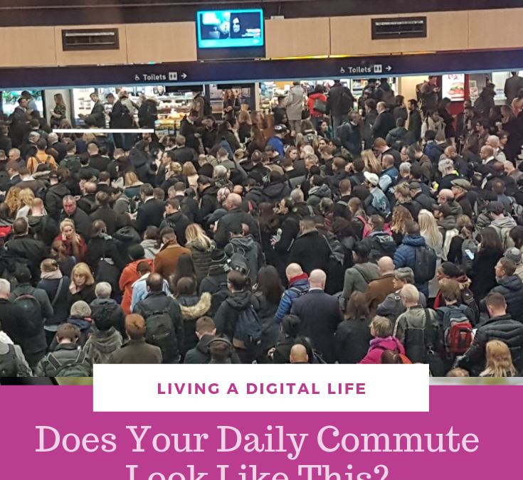 Do You Want to Get Rid Of Your Daily Commute, Once and For All?