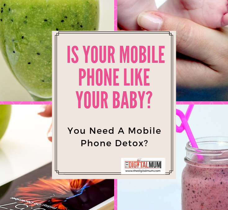 Do You need a Mobile Phone Detox?