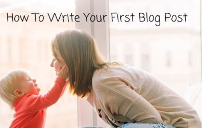 How to Write Your First Blog Post – 5 Straightforward Ideas to Get  Started and Keep Writing Quality Content