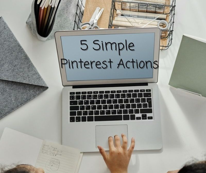 How To Set Up Pinterest Account – 5 Simple Actions You Need To Take