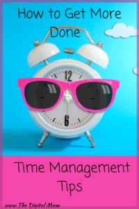 time management how to get more done