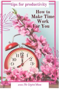 time management make time work for you