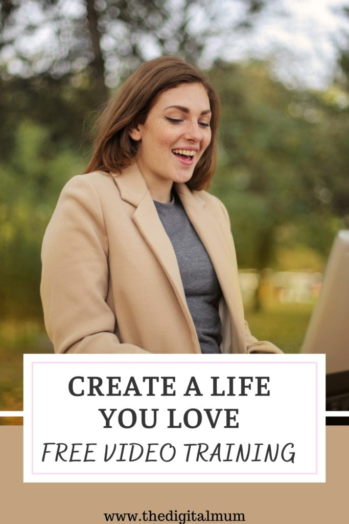 create a life you love free video workshop
