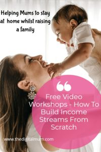 free video workshops to build an income from home