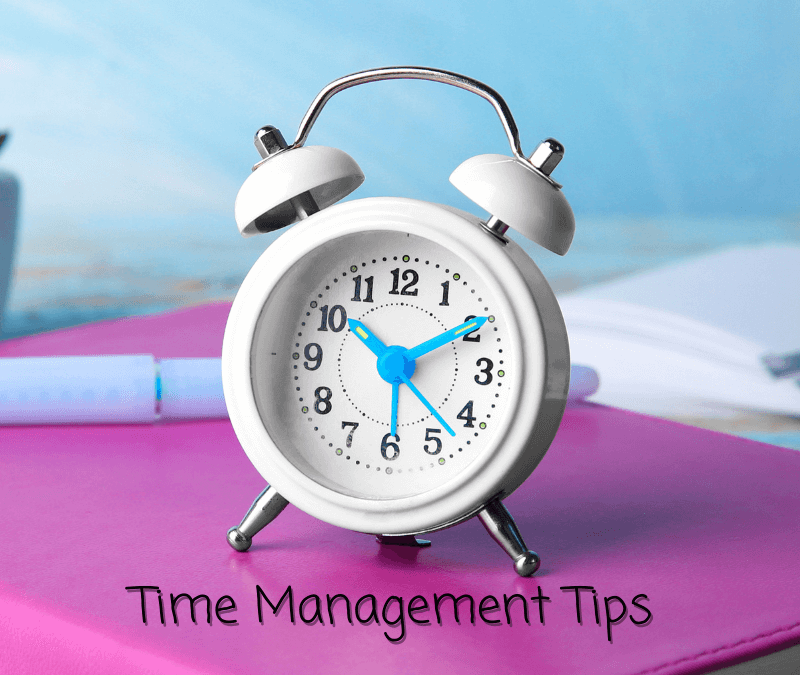 5 Effortless Time Management Tips for Busy Mums – How to Avoid Distractions and Finally Get Important Tasks Done
