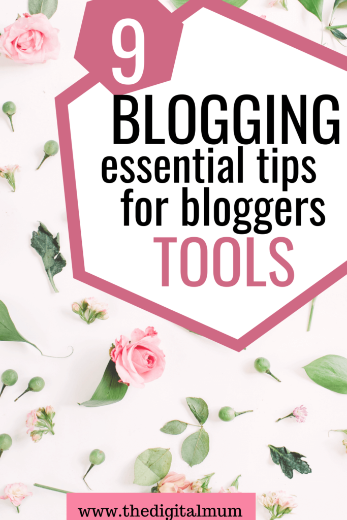 blogging tools for bloggers
