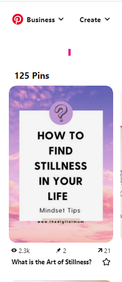 how to find stillness in your life