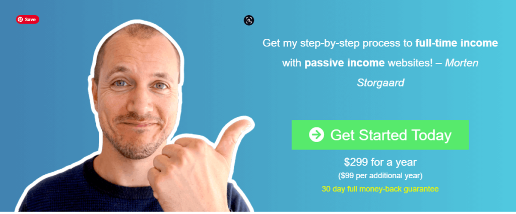 passive income geek course review